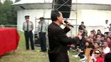 著名豫剧表演艺术家刘忠河《打金枝》唱到激动之处竟跳下台