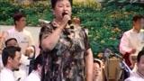 著名笑星范军母亲杨海峰豫剧《王金豆借粮》听着唱的挺不错