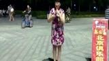 《梨园春》北京俱乐部莎莎在鸟巢红鼓处演唱豫剧选段