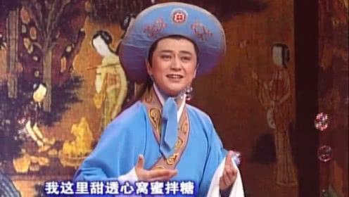 黄梅戏名家吴亚玲蒋建国、吴亚玲《牛郎织女》果然喜从天上降