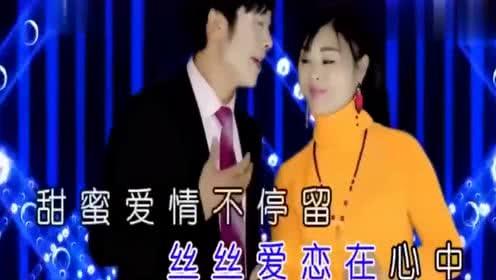 贵州山歌《甜蜜爱情不停留,幸福温暖全都有》山歌对唱,民间小调