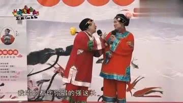 张晓英演唱经典豫剧《秦香莲》,唱功了得,台下观众一片欢呼!