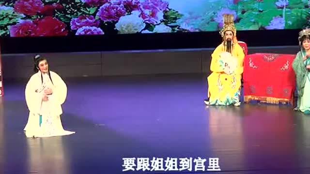 越剧《汉文皇后·认弟》