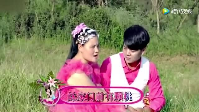云南山歌《一心连妹做一家》!