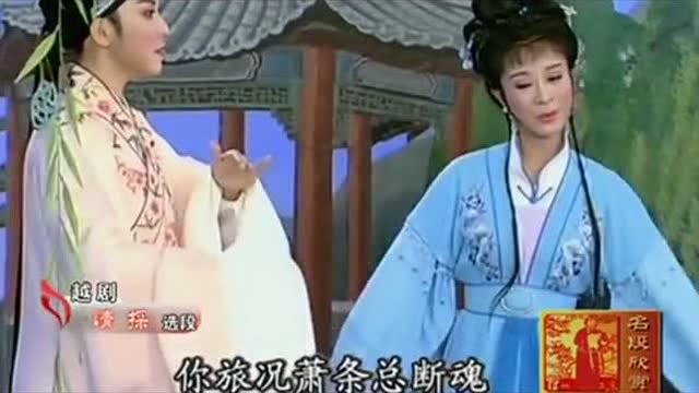越剧名家陆派小生黄慧唱段集锦