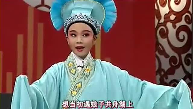 12岁小女孩唱越剧《断桥》了不得
